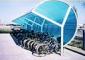 遮阳雨棚阳光板、河南遮阳雨棚pc阳光板供应商